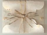 trouwkaart klassieke envelop